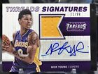 2015-16 Panini Threads Basketball Cards 9