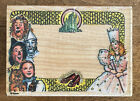 RARE ALL NIGHT MEDIA The Wizard Of Oz Border Rubber Stamp