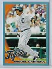 2010 Topps Opening Day Blue 2010 Miguel Cabrera #150 (C)