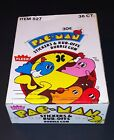 1980 Fleer Pac-Man Empty Wax Pack Display Box Video Game