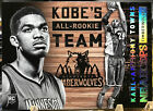 Karl-Anthony Towns Rookie Cards Checklist and Gallery 68