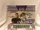 2020 Sage Hit Premier Draft High Series Hobby Box