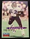 Ray Lewis Rookie Cards and Autograph Memorabilia Guide 20