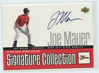 Joe Mauer Rookie Card Checklist 35