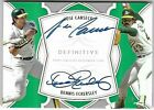2020 Topps Definitive Collection Baseball Cards 42