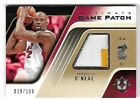 SHAQUILLE O'NEAL 2004 UPPER DECK ULTIMATE COLLECTION GAME PATCH CARD #18 100!