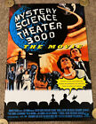 Original 1996 Mystery Science Theater 3000 Movie Poster, Rolled, 27x40