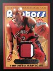 Vince Carter Cards and Autographed Memorabilia Guide 8