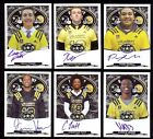 2018 Leaf Metal US Army All-American Bowl Football Cards - Trevor Lawrence Autographs 10