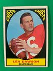 Len Dawson Cards, Rookie Card and Autographed Memorabilia Guide 3