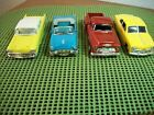 LOT OF FOUR 4 1 43 SCALE 1949 57 VEHICLES