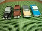 LOT OF FOUR 4 1 43 SCALE 1950s VEHICLES