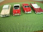 LOT OF FOUR 4 1 43 SCALE 1949 1957 VEHICLES