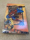 1995 Marvel Fleer Ultra Spider-man Factory Sealed Unopened Box Spiderman