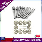 Tungsten Carbide Metal Cutting Carving Grinding Cutter Burr Set For Dremel Tool