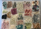 Lot 1116 Faux glass Pearl beads Jewelry making 4mm 6mm 8mm 10mm 12mm 15mm
