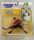1996 Edition Kenner Starting Lineup Jeremy Roenick Chicago Blackhawks NHL