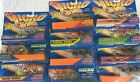 Hot Wheels MICRO Vehicles w 4 Speed Launcher + Tracks Some ERRORS You Choose