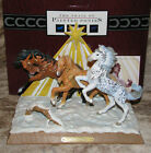 TRAIL OF PAINTED PONIES We Three Kings Low 1E 0445 Centerpiece Birth of Christ