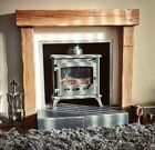Solid oak fireplace Beam surround. *free fast delivery*
