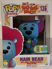 Funko Pop Help It's The Hair Bear Bunch Hair Bear SDCC Exclusive W Protector