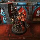 Games Workshop Warhammer 40K Blood Angel Death Company Captain in Phobos Armour