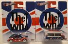 Hot Wheels Pop Culture The Who Fat Fendered 40 Smokin Grille 2013 2 cars