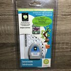 Cricut SERENADE Die Cutting Cartridge NEW Solutions shapes Spring Sealed