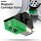 AT95E Magnetic Cartridge LP Vinyl Record Player Needle for Turntable Phonograph