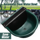4L Automatic Float Water Bowl Feeder Drinker Feeding For Dog Horse Cow Sheep