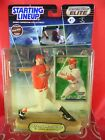 Kenner Starting Lineup 2000 ELITE Mark McGwire CARDINALS w/PACIFIC TRADING CARD