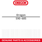 Oregon 590 685 16 1 8 G3 Gator Toothed Mulching Blades Simplicity 44 3 PACK
