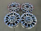 18 FORD F250 F350 SUPER DUTY FACTORY CHROME WHEELS RIMS 2021