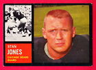 1962 Topps Football Cards 16