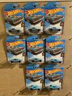 2021 Hot Wheels Dollar General Exclusive 67 Camaro Blue Lot Of 8 NIP