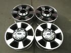 18 FORD F250 F350 SUPER DUTY FACTORY CHARCOAL WHEELS RIMS B
