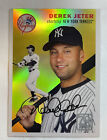 Derek Jeter Topps Cards Through the Years 40