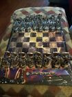 Transformers Chess Set 2007 Hasbro Collectible Autobots Decepticons With No Box