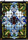 Fine Art Lighting 20X29 Stained Glass Window Panel 20 By 29 Inch