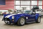 1965 Shelby Cobra Factory Five 1965 Shelby Cobra Factory Five 6107 Miles Marlin Blue Metallic Coupe 306ci V8 Ma