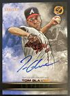 2016 Topps Legacies of Baseball Tom Glavine Auto Autograph #LA-TG 199 Braves