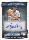 Stephen Strasburg Rookie Cards Checklist and Autograph Memorabilia Guide 17