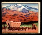 1949 Bowman Wild West Trading Cards 17