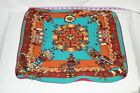 Lot of 4 Native American Pillow Cases 2 19x19  2 14x10