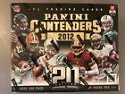 2012 Contenders Football Hobby Box Factory Sealed