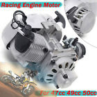 47CC 49CC 50CC 2 Stroke Engine Motor Part Fits MINI Pocket Dirt Bike ATV Scooter