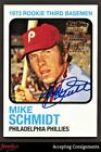 Hall of Famer Mike Schmidt Weighs in on Autograph Collecting 10