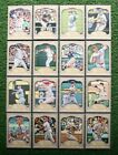 2012 Topps Gypsy Queen Variation Short Prints Checklist and Visual Guide 72