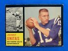1962 Topps Football Cards 13