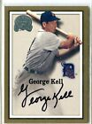 2000 Fleer Greats of the Game Baseball Cards 10